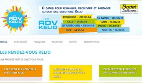 Bodet Software organise un tour de France pour présenter son offre SIRH