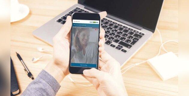Easyrecrue: la mobilité et l'intelligence artificielle pour doper le recrutement vidéo - D.R.
