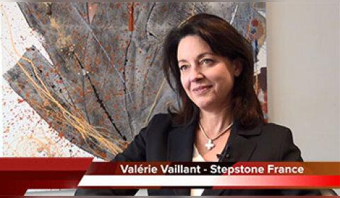 4 min 30 avec Valérie Vaillant, Directeur général de Stepstone France