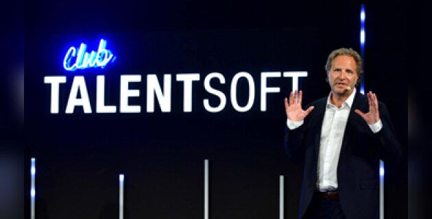 Talentsoft fait le show devant 1500 experts RH! - D.R.
