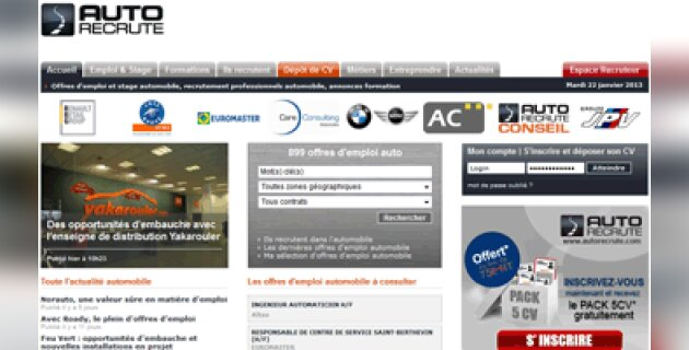 AUTORECRUTE lance son service de conseil en recrutement «Autorecrute Conseil» - D.R.