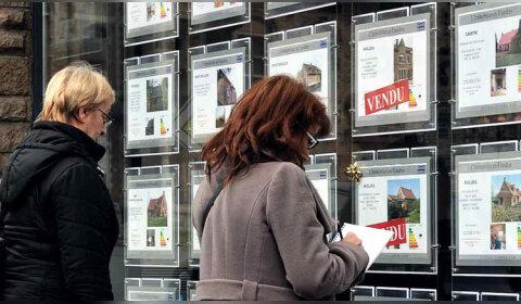 La remontée des taux fragilise le marché immobilier