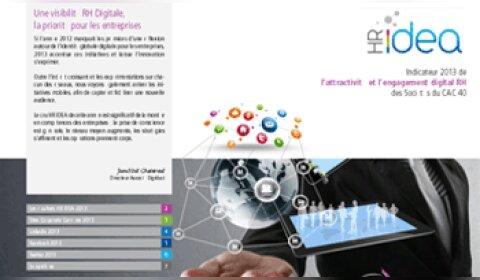 Quels sont les employeurs du CAC 40 les plus performants sur les réseaux sociaux ?