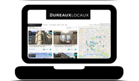 BureauxLocaux dévoile un nouveau site plus performant