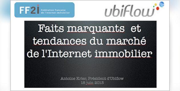 Immobilier en ligne: les tendances 2013 - D.R.