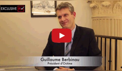 3 min avec Guillaume Berbinau, président du groupe Octime