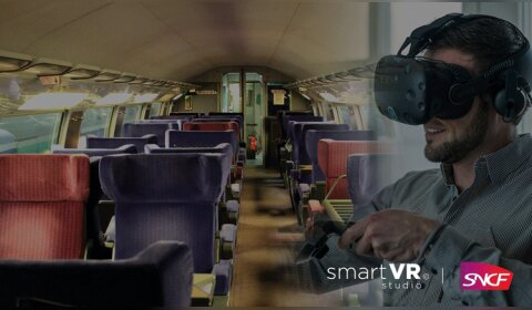 La SNCF se forme aux risques incendies avec la réalité virtuelle