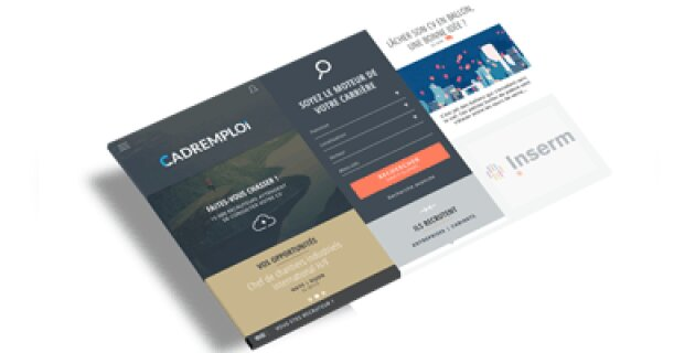 Un nouveau site disruptif pour Cadremploi - D.R.