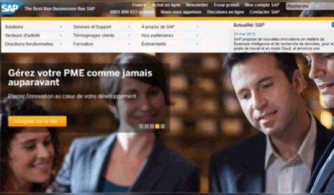 L'éditeur SAP lève le voile sur sa stratégie