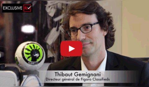 3 min avec Thibaut Gemignani, Directeur général de Figaro Classifieds