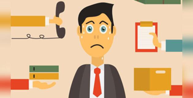 Epuisement professionnel: comment reconnaître les symptômes? - D.R.