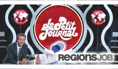 RegionsJob sera le sponsor du Petit Journal à la rentrée
