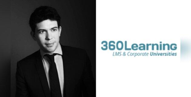 «La data peut aider les formateurs à améliorer leurs contenus e-learning», Nicolas Hernandez, 360 Learning - D.R.