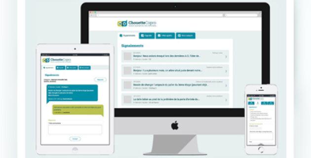 ChouetteCopro: une plateforme collaborative pour signaler les incidents techniques - D.R.
