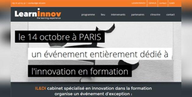 «Le 14 octobre sera dédié à l'innovation en formation»  Philippe Gil et Philippe Lacroix, co-créateurs de LearnInnov - D.R.
