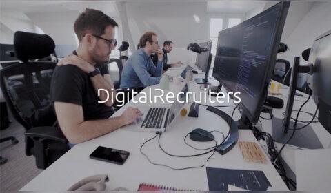 Le pivot réussi de DigitalRecruiters - D.R.