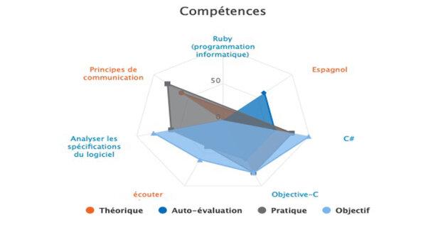 Visualiser les compétences de vos équipes avec SkillsBoard - D.R.
