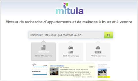 Mitula, le méta-moteur de recherche espagnol, poursuit son développement en France