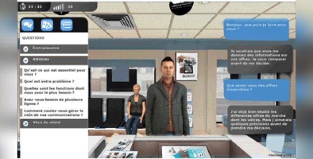 Serious Factory étend son offre de serious games - D.R.