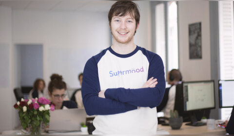 Start-up RH : Supermood capte les attentes des salariés