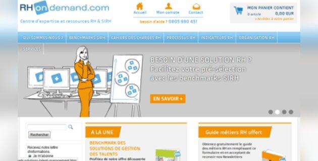Le classement des éditeurs de solutions de Talent Management par RHondemand.com - D.R.