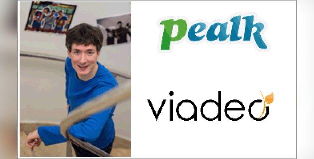 Viadeo rachète la start-up Pealk et annonce le lancement d'une offre destinée aux PME - D.R.