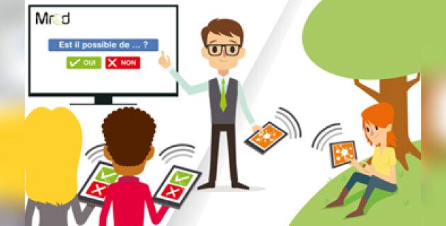 Grâce au digital, SFR pimente ses formations présentielles! - D.R.