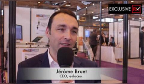 3 min avec Jérôme Bruet, CEO, e-doceo