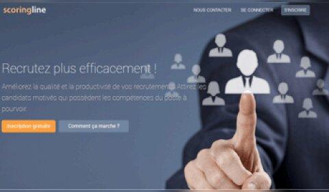 Scoring-Line: une nouvelle solution qui optimise la présélection de candidats en ligne