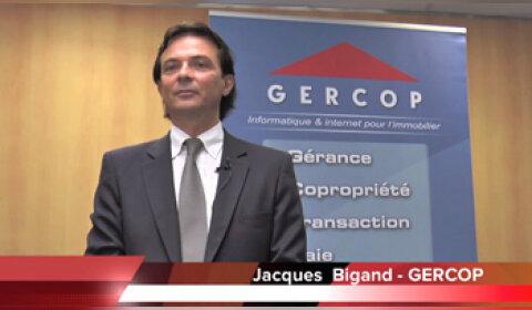 4 min 30 avec Jacques Bigand, président de Gercop