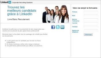 10 conseils pour recruter les meilleurs candidats sur LinkedIn - D.R.