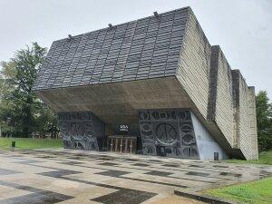 L'amphi Weil est le lieu d'accueil des conférences et invités de prestige