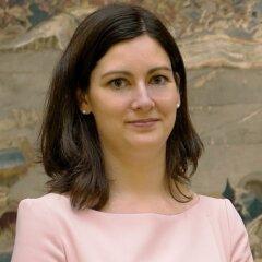 Isabelle Ferrière est responsable communication et fonds annuel de la Fondation ESCP - © D.R.