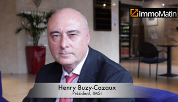 3 min avec Henry Buzy-Cazaux, président de l'IMSI - D.R.