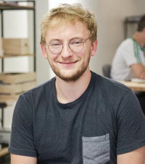Eytan Koren, cofondateur de Hello Syndic