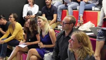 Vidéo: RegionsJob inaugure son incubateur de start-up! - D.R.
