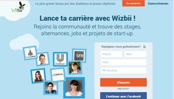 Les investisseurs se bousculent pour entrer dans le capital de Wizbii - D.R.