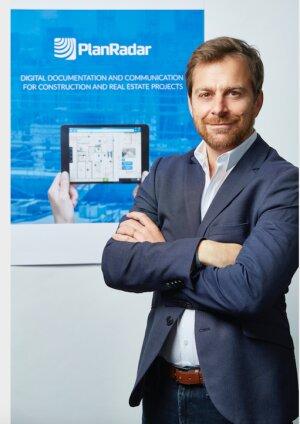 Matthieu Walckenaer, country manager France de PlanRadar