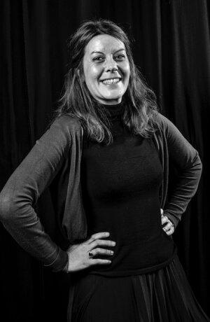 Aurélie Vanden Born directrice artistique Forum Vauréal - © D.R.