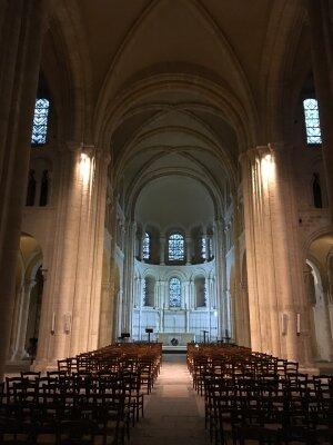 L'Abbaye de Lessay