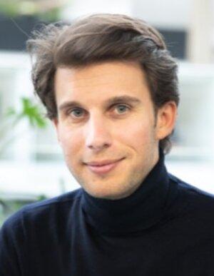 Ludovic de Gromard, CEO de Chance qui a annoncé un financement de 5.6 millions