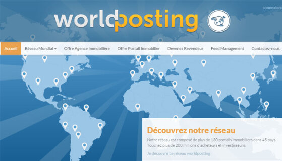 Previsite revoit son offre Worldposting - D.R.
