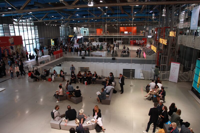 Centre Pompidou - Forum