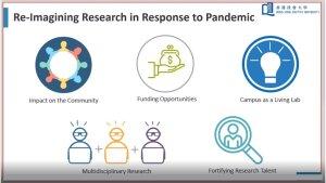 Repenser la recherche en période de crise sanitaire © Elsevier