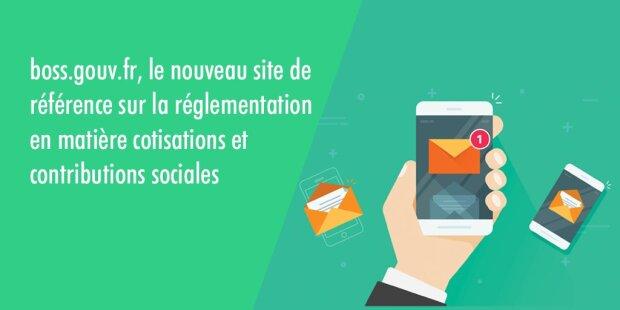 Boss.gouv.fr: demandez l'e-guichet du Bulletin Officiel de la Sécurité Sociale