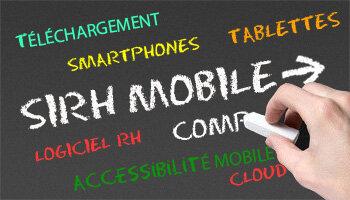 SIRH mobile: où en est-on? - D.R.