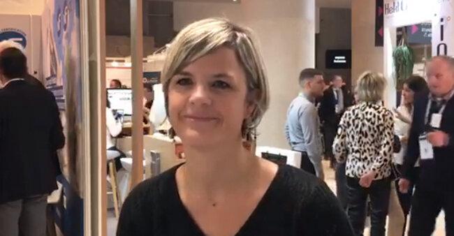 Sophie Richard, fondatrice du réseau Viagimmo-