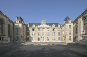 La dizaine de thèses soutenues à l'Université de Poitiers depuis le reconfinement se sont déroulées sous format hybride. - © Université de Poitiers