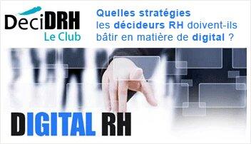 Génération Y: comment adapter la fonction RH? - D.R.