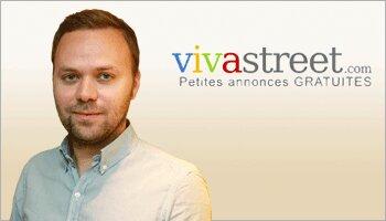 «Nous générons déjà 800000 candidatures par mois» Julien André, Vivastreet - D.R.